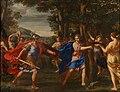 Giacinto Gimignani, La rencontre de Renaud et Armide dans la Forêt enchantée.jpg