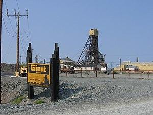 Giant Mine - Giant Mine