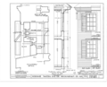 Giddings Tavern, 37 Park and Summers Streets, Exeter, Rockingham County, NH HABS NH,8-EX,7- (sheet 8 of 25).png