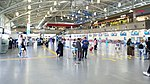 Gimhae international airport International terminal Departure hall 20180403 121439.jpg