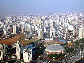 2015 FIBA Intercontinental Cup - Image: Ginasio Ibirapuera