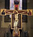 Giotto e bottega, croce di san felice, ante 1307-08, 01.JPG