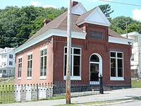 Girard Estate Office, Girardville PA 01.JPG