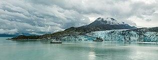Glaciar Lamplugh, Parque Nacional Bahía del Glaciar, Alaska, Estados Unidos, 2017-08-19, DD 134.jpg