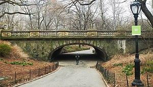Cedar Hill (Central Park) - Glade Arch