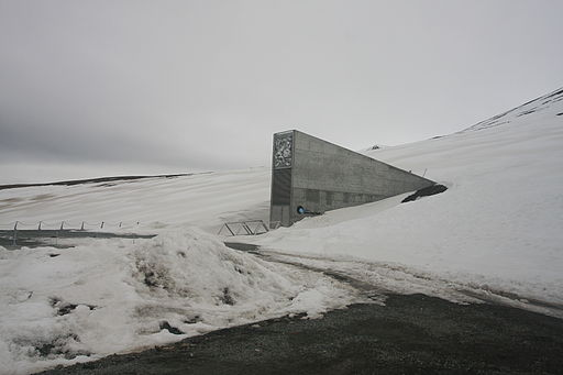 Global Seed Vault | Spiżarnia
