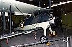 Gloster Sea Gladiator Gloster Sea Gladiator N5903 Fleet Air Air Museum Yeovilton 1984 (16961973309).jpg
