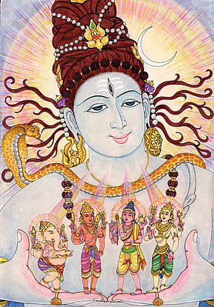 Vaippu Sthalam - Lord Shiva