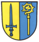 Coat of arms of Göggingen