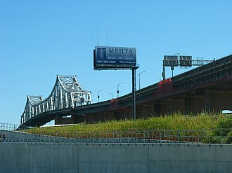 Elizabeth, New Jersey - Goethals Bridge