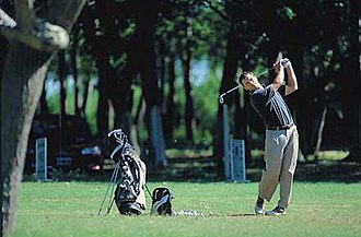 Santa Teresita, Buenos Aires - Image: Golf 2 santa teresita