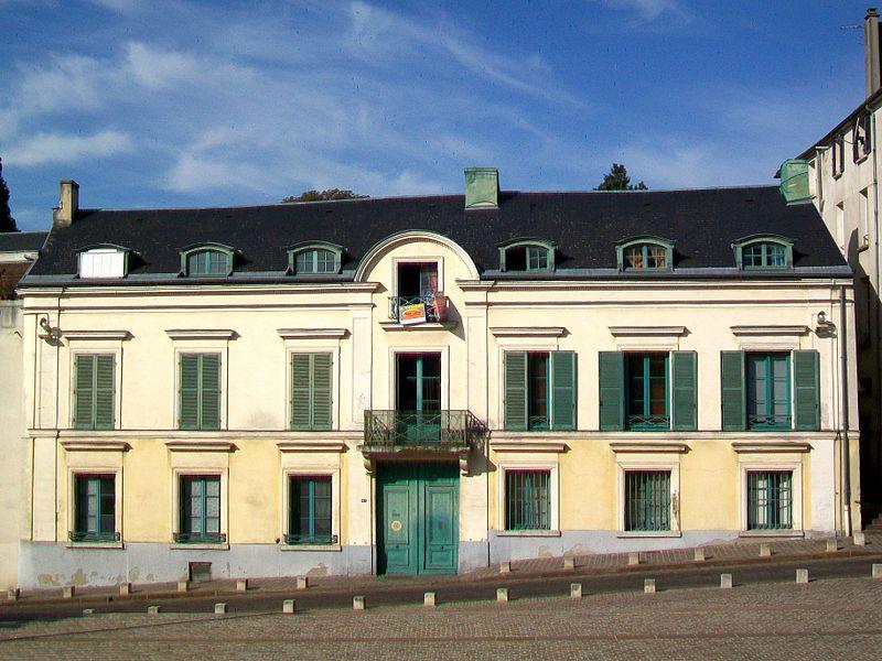 Ficheiro gonesse 95 ancienne maison de notraire rue du for Leclerc la maison du style 2