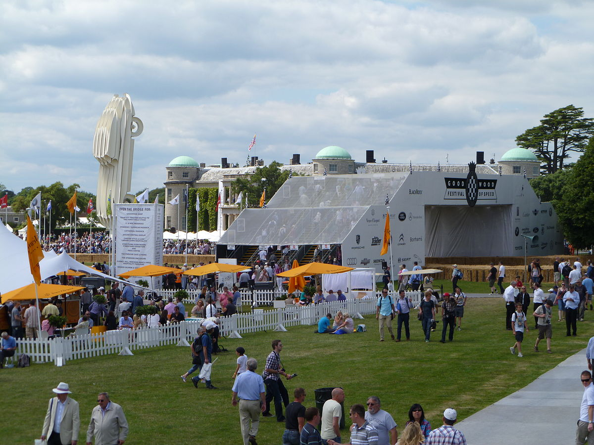 Goodwood Festival Of Speed Wikipedia