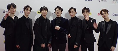 Picture of a band or musician: Got7