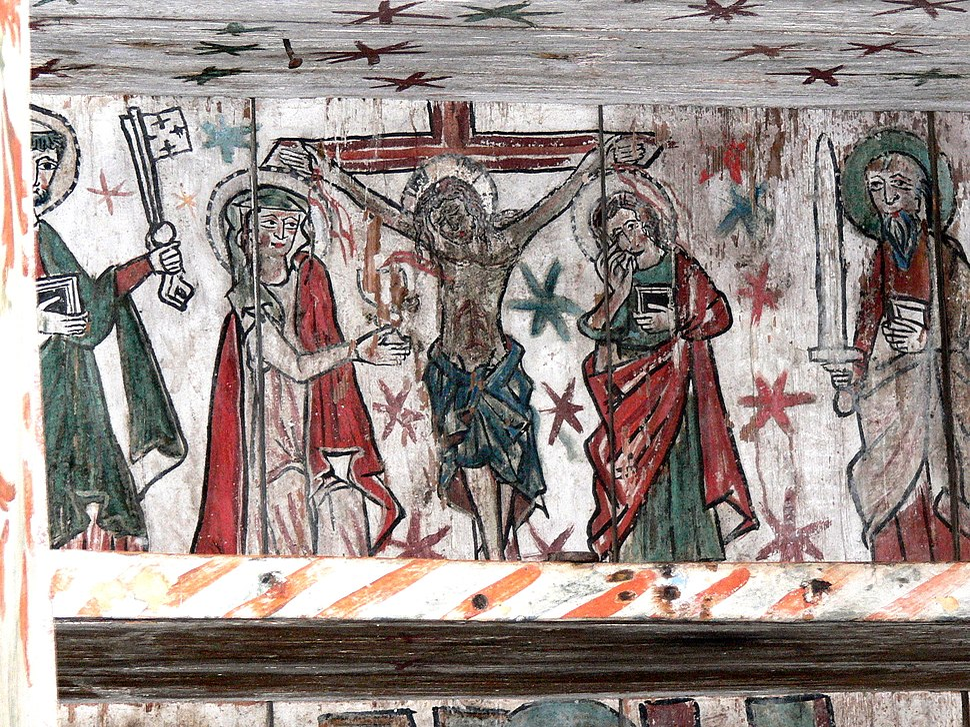 Gotland-Ekeby kyrka Sakramentsschrank 03