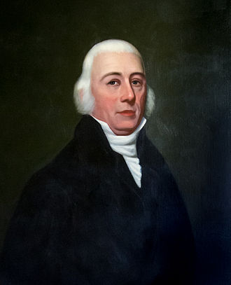 William Jones (governor) - Image: Gov William Jones RI