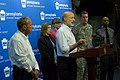 Governor Wolf and PEMA Director Rick Flinn Give Briefing on Hurricane Joaquin (21682283788).jpg