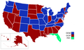 Governors By Party as of 2010.png