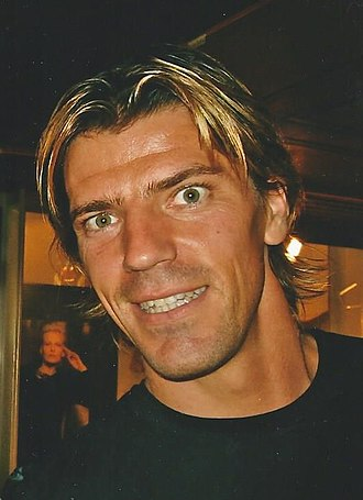 Trophées UNFP du football - Grégory Coupet won the award four times in a row between 2003 and 2006.