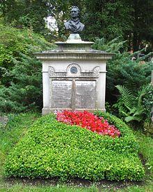 Grab von Liebig auf dem Alten Südlichen Friedhof Standort48.12511.563388888889 (Quelle: Wikimedia)