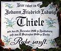 Grabstätte Klosterstr 67 (Mitte) Johann Friedrich Ludwig Thiele.jpg