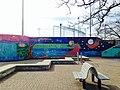 Graffiti Wall deco in Riverside Park - panoramio.jpg
