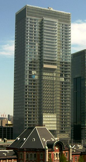 Recruit (company) - Image: Gran Tokyo South Tower 2007 01