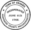 Official seal of Granby, Massachusetts