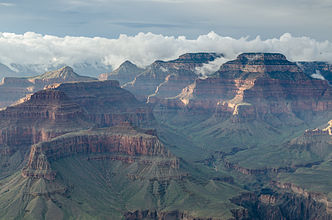Grand Canyon Hopi Point Evening Light 2013.jpg