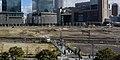 Grand Front Osaka + Umeda North Yard + Umeda Freight Line 2015-02-06 (17578575802) (cropped).jpg