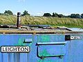Grand Union Canal working boat moored near Lock 40 - geograph.org.uk - 1401052.jpg