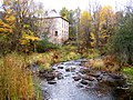 Grant's Creek (Tay River) at Allan's Mill, October, 2009 (5020613409).jpg