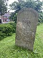 Grave of Sophia Booth at St John the Baptist's church, Margate, July 2021.jpg
