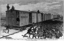 wiki railway labor