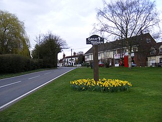 Great Totham Human settlement in England
