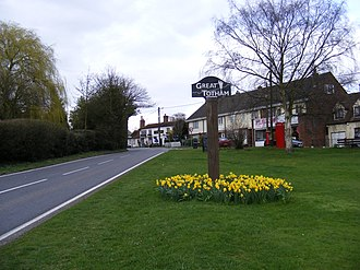 Great Totham - Image: Great Totham Village Sign geograph.org.uk 1776476