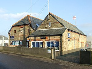 Great Yarmouth and Gorleston Lifeboat Station - Great Yarmouth and Gorleston lifeboat station