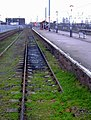Green on the tracks - geograph.org.uk - 1169809.jpg
