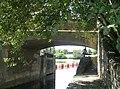 Greenwood Bridge and Flood Gates - Low Mill Lane, Ravensthorpe - geograph.org.uk - 903576.jpg