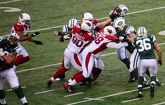 2012 Arizona Cardinals season - Arizona at the New York Jets in week 13