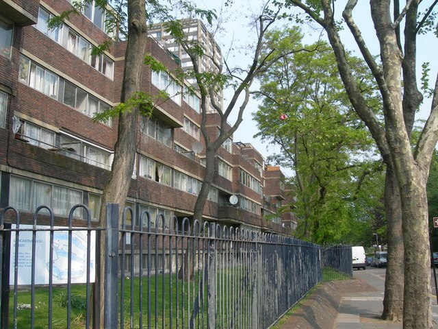 Grenfell Road, W11 - geograph.org.uk - 419407