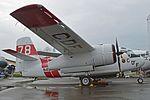 Grumman US-2A Tracker 'N412DF - 78' (29823555390).jpg