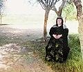 Gruzinki (Georgian women i.e. woman) -02000-02037v.jpg