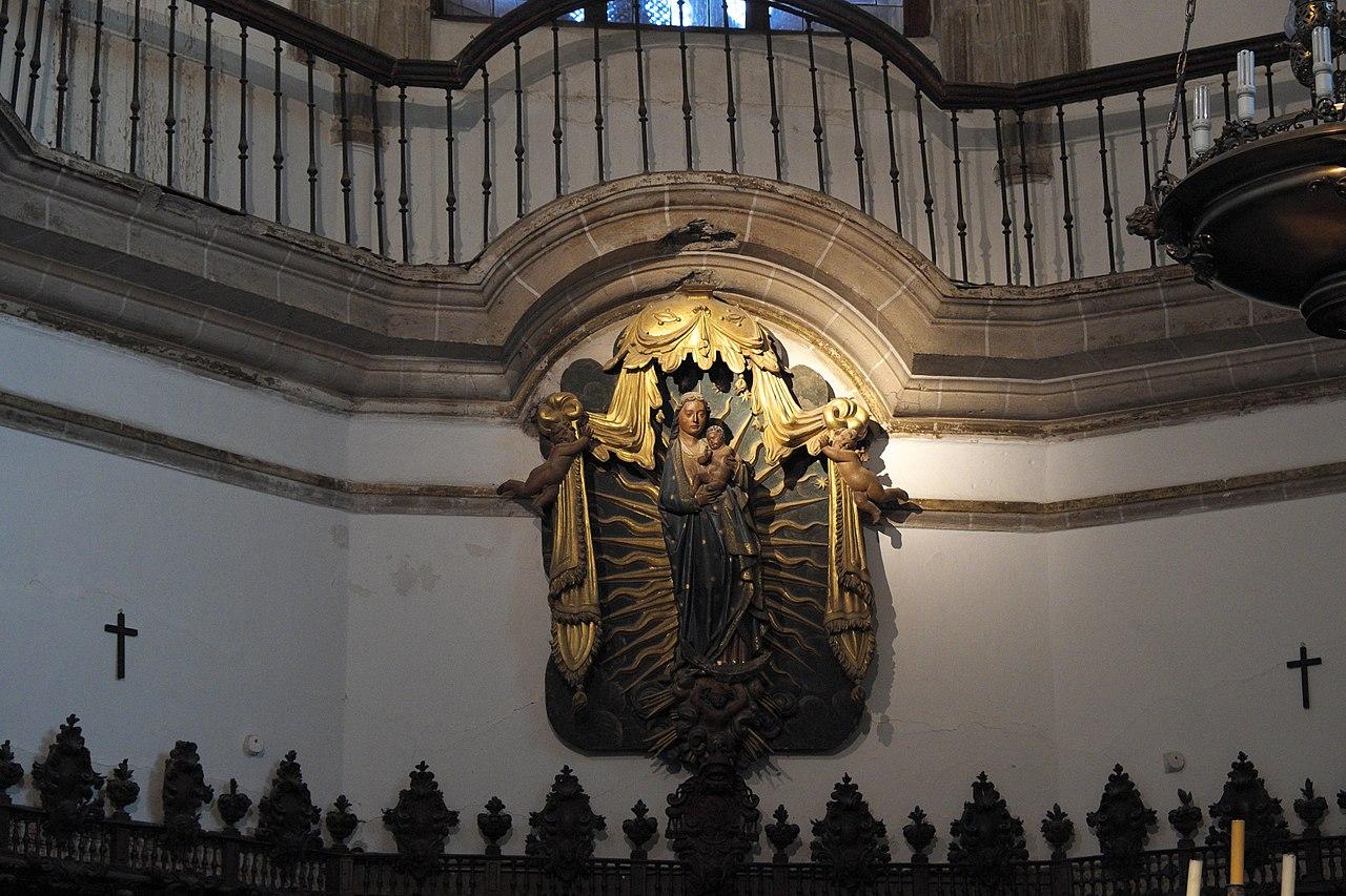 File Guadalupe Espana Real Monasterio Coro 099 Jpg Wikimedia Commons