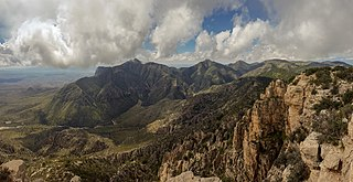 Guadalupe Mountains National Park national park in Texas, USA