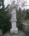 GuentherZ 2011-02-15 0638 Wien19 Eroicagasse Statue Johannes Nepomuk.jpg