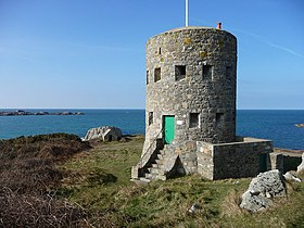 Guernsey, Loophole Tower number 5 - geograph.ci - 268.jpg