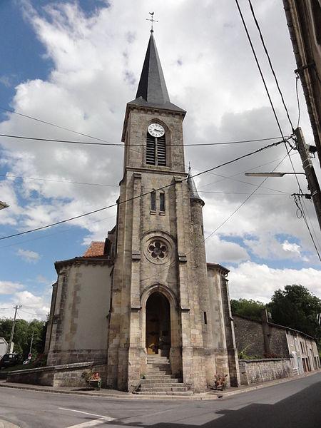 Guerpont (Meuse) église