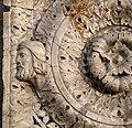 Guido bigarelli (attr.), sei plutei del 1240-70 ca, dal distrutto tramezzo della chiesa di s. andrea a pt, 06 testina.jpg