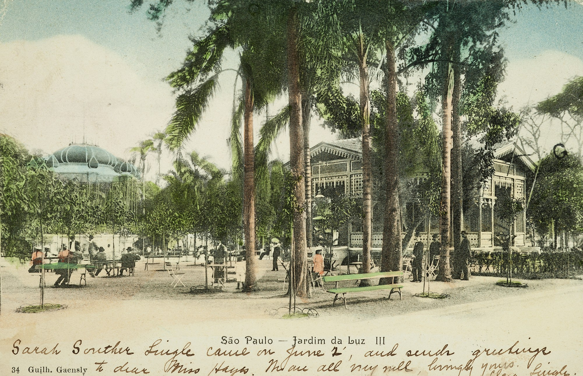 São Paulo - Jardim da Luz III